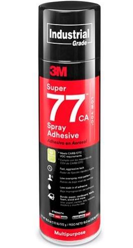 3M Super 77 CA Multi-Purpose Spray Adhesive