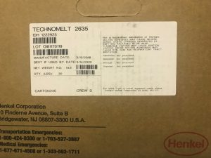 Technomelt 2635 Hot Melt Adhesive