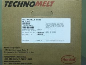 Technomelt 8633 Hot Melt Adhesive