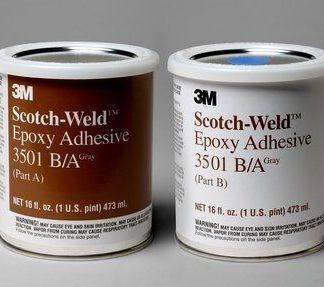 3M Scotch-Weld Epoxy Adhesive 3501