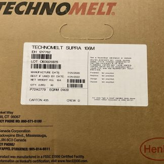 Technomelt Supra 106M Hot Melt Adhesive