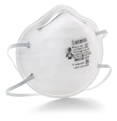 3M Particulate Respirator 8200 07023 AAD N95